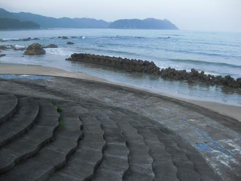 徳島県海陽町宍喰/海原を治めよ~スサノオが降りた海、阿土国境の古都「宍喰」