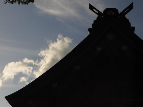 島根県出雲市/出雲大社 その①~「本殿西側のエリアと四つの鳥居」