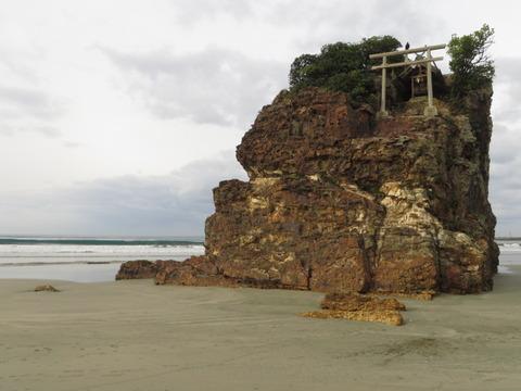 島根県出雲市/出雲大社 その⑥~八百万の神が、稲佐の浜から神迎の道をゆく
