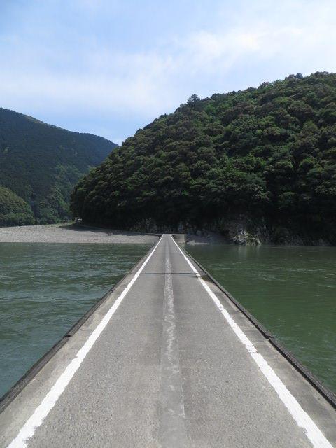 高知県四万十市/たっぷり四万十川 後編 四万十川河口~四万十源流の森