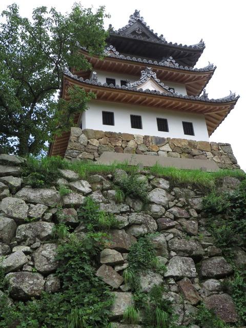兵庫県洲本市/三熊山・森林浴場~かつて西日本最大規模「洲本城跡」~守護「八王子神社」