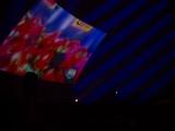 天井の映像