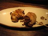 椎茸のベーコン巻き