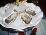 サービスの生牡蠣
