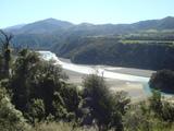 ワイマカリリ川渓谷