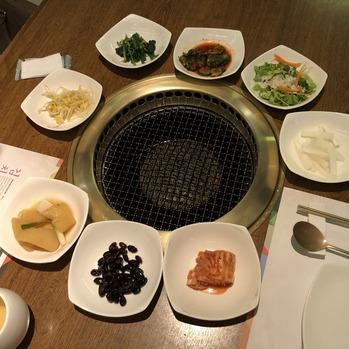 名家韓國餐廳