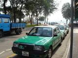 緑タクシー
