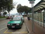 タクシー乗場