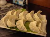 韮菜水餃(水餃子)
