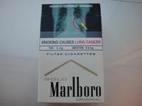 香港のタバコ