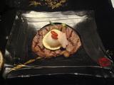 鹿児島県産牛ヒレ網焼きステーキ