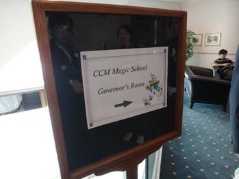 CCM Magic School