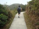 断続的な坂道
