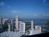 クラブフロアーからの眺望