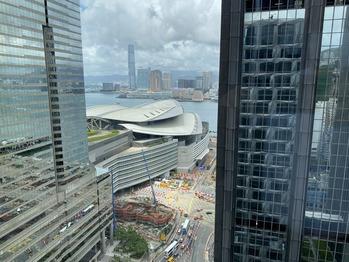 セントレジス香港