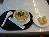 ワンタン麺&春巻
