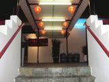 ドラゴン入口階段