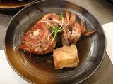 金目鯛の煮