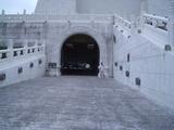 蒋介石紀念室入口