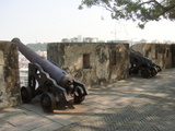 大砲台(モンテ砦)