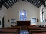 澳門基督教聖堂 内部