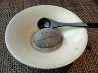胡麻アイス