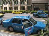 シンガポールタクシー3