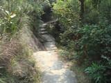 急坂の石段