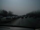 北京郊外道路