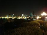 テルアビブの夜景