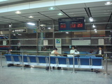 エアポートバス待合所
