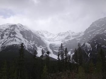 スノーバード氷河