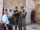 イスラエル兵