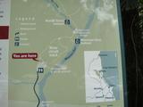 モスマン渓谷 地図