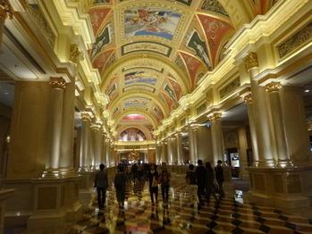 ザ・ベネチアン・マカオ・リゾートホテル