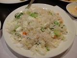 貝柱と卵白の炒飯