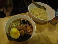 秀ちゃんラーメン 黒つけ麺