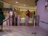 スカイタワーエスカレーター入口