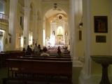 セント・ドミンゴ教会内部