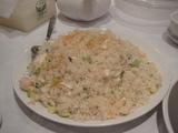蛋白海老炒飯