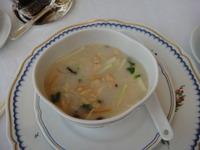 Fish Meat Soup