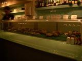 牡蠣のカウンター