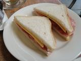 アルポートカフェ サンドイッチ