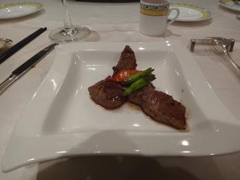 Fried fillet with pepper  Matsuzaka porkgrilled
