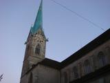 フラウミュンスター(聖母聖堂)