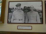 蒋介石とマッカーサー