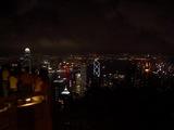 ビクトリアピーク夜景