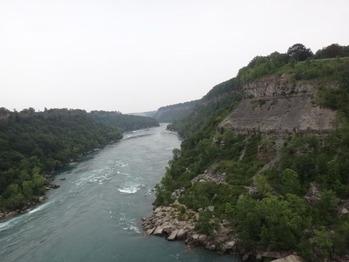 ナイアガラ川上流