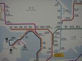 MTR路線図