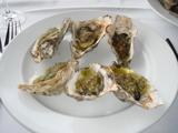 ウオーム(半生の牡蠣)